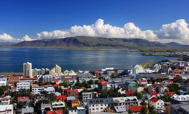 IJsland,West-Europa,Noord-Europa