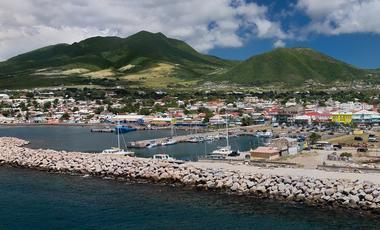 Caribbean,Amerikaanse Oostkust