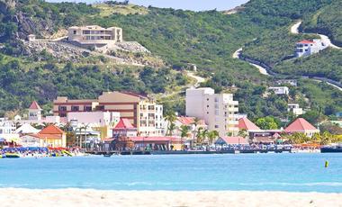 Caribbean,Amerikaanse Oostkust,Nederlandse Antillen