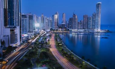 Zuid-Amerika,Midden-Amerika,Panamakanaal