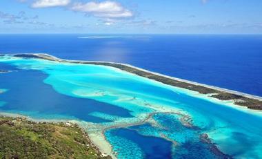 Stille Oceaan,Hawaï,Polynesië