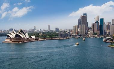 Stille Oceaan,Australië