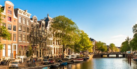Cruises vanaf Nederland